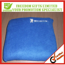 Promotional Custom Flannel Fleece Blanket