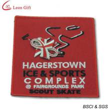High Quality Sports 3D Embroidery Patches for Gift (LM1566)