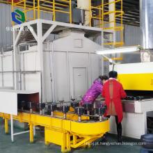 Linha de revestimento antiaderente de Teflon resistente ao calor
