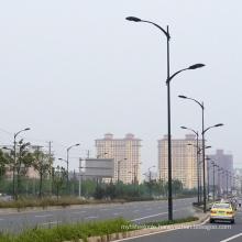 3-15m customized hot dip galvanized decorative street lighting steel round pole price
