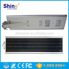 5years garantia 5W a 80W conduziu a luz de rua solar da lâmpada com direto da fábrica