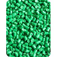 Masterbatch G6107 verde
