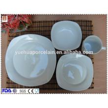 chinese porcelain ceramic tableware dinner set
