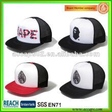 Cotton Mesh Snapback Cap und Hüte SN-1175