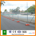 2015 Powder coated temporary fence for sale