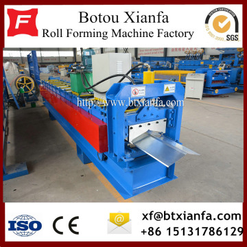Ridge Tile Roll Forming Membuat Mesin