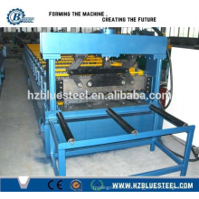 New Type Color Metal Corrugated Roll Forming Machine, Wave Roof Panel Roller Former