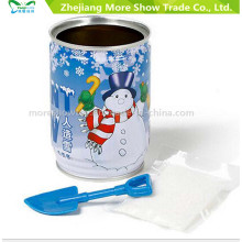 Decoração Magic Snow Instantânea Artificial Fake Powder Just Add Water