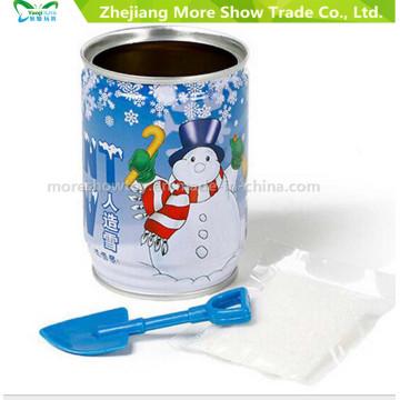 Decoração Magic Snow Instantânea Artificial Fake Powder Just Add Water