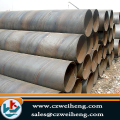 ST52 PILE PIPE FOR  PILING