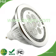 7W GU10 Base AR111 LED Spotlight