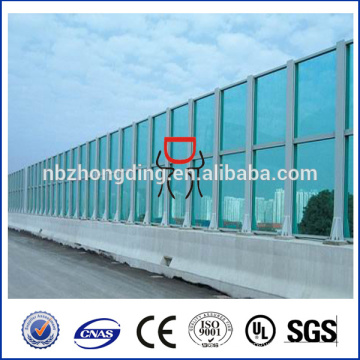 10-year warranty soundproof polycarbonate hollow sheet