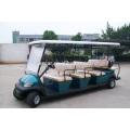 11 passenger electric shuttle bus/electric mini bus/mini electric car