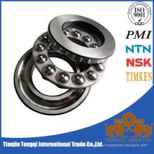 Rodamiento de bolitas de empuje de alta calidad 51116 con acero cromado