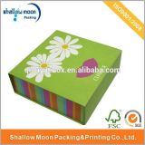 Wholesale high quality paper folding gift box