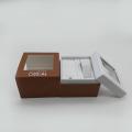 Custom Logo Printed Paper Packaging Schmuckschatulle