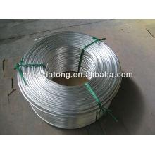 tube en aluminium sans soudure