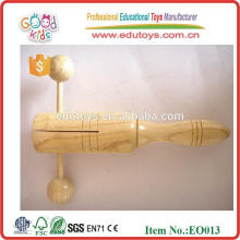 School supply single musical wooden toy for kids