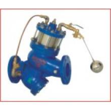 Válvula de flotador de control remoto de pistón de filtro (GL98003)