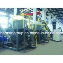 Flaschen-Recycling-Maschine 500-6000kg / H