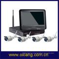 Системы безопасности 1080p беспроводной nvr комплект маленький беспроводной камеры видеонаблюдения
