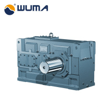 Industrial gear case reverse gear box
