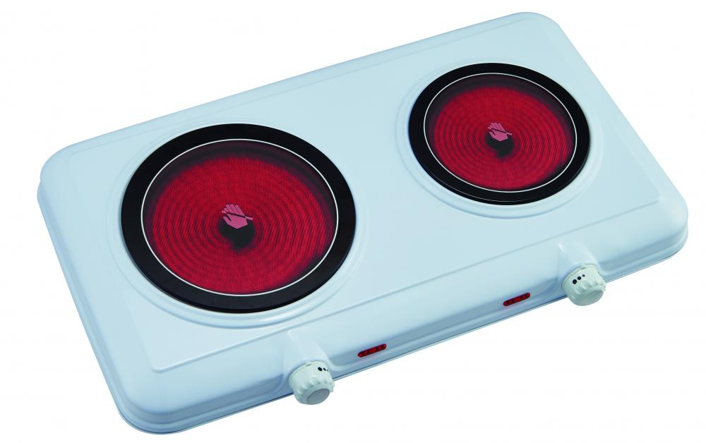 Dual Size Infrared Burner