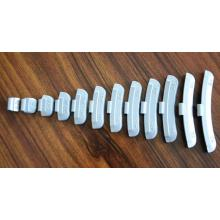 Calidad de Zinc Clip-on Balance Weight para Steel Wheel