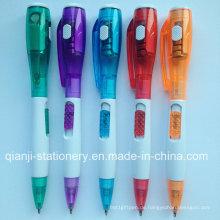 Promotion LED Licht Kugelschreiber (L006)