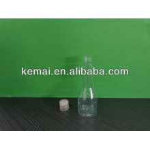 Flüssige Flasche