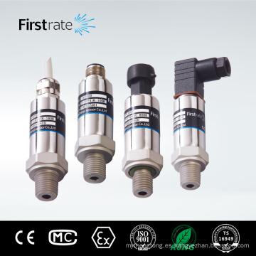 FST800-211 Transmisor del sensor de presión del proveedor final aprobado por CE y RoHS