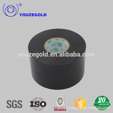 coil wrapping Heat shield to protect custom printed tape