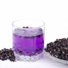 Высокое качество насыпной упаковки сушеных черных ягод годжи