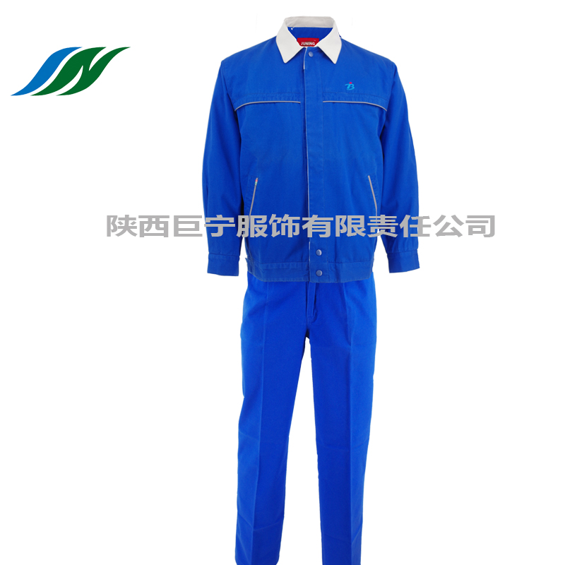 Enzyme wash overalls