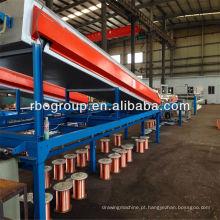 40H/a (40 cabeças/linhas) recozimento e estanhagem máquina