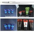 Automatic Cosmetic Cream Aluminium Filling and Sealing Machine