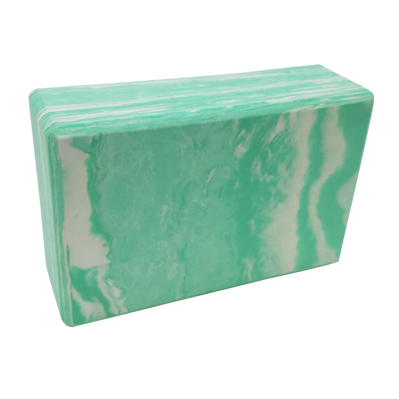 EVA camo Yoga Block