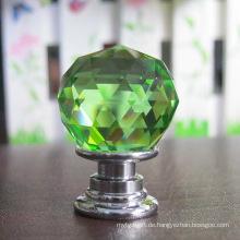 Grünes Möbelzubehör Zugknopf Dia. 20mm * 30mm ohne Schloss