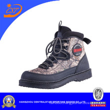 Sales Well Camouflage Anti-Slip an Athletic Design for Anglers Water Shoes (WB-05)