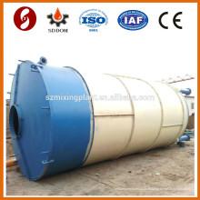 Fabriquer un silo de stockage de ciment de 200 tonnes à vendre avec tous les accessoires