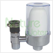 Purificador de agua de grifo con cartucho de filtro de cerámica