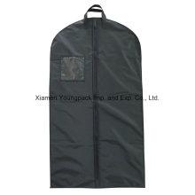 Bolso plástico negro de encargo promocional de la cubierta de la cubierta del juego de PEVA