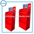Pop up Cardboard Display Corrugated Paper Display stand