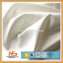bon marché Tissu blanc de Percale de 280cm pour des feuilles d'hôtel et d'hôpital