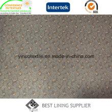 100% Polyester 70-72GSM Print-Futter für Herrenanzug