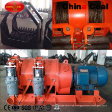 Remote Control Explosion Proof Scraper Winch with Hydraulic Brakes