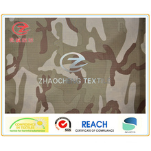 230t Ribstop Poly Taffeta Desert Camouflage Printing (ZCBP116)