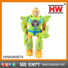 Most Popular Plastic Battery Operated Toy Iron Police Robot