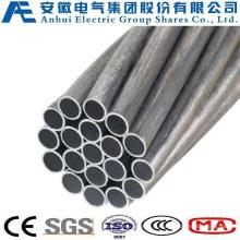Алюминиевые оцинкованные стальные тросы и стренги / алюмовальцы (ACS)