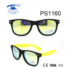 2016 High Quality New Arrival Plastic Sunglasses (PS1160)